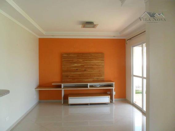 Casa Residencial À Venda, Caribe Village, Indaiatuba. - Ca0817