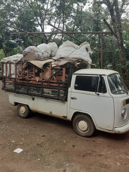 Volkswagen Kombi Carroceiria