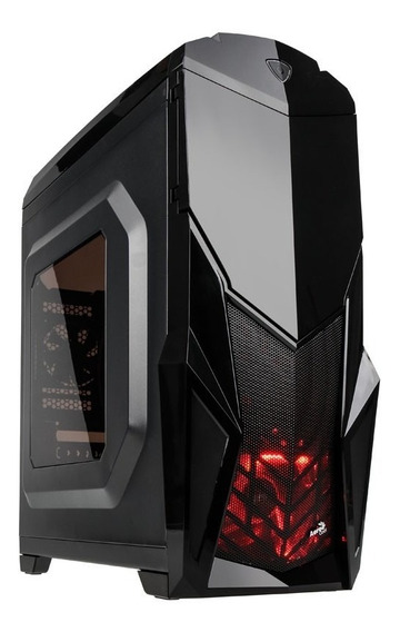 Gabinete Gamer Aerocool Cruisestar Advance Media Torre Atx