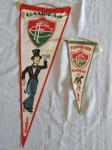 Fluminense Campeao Carioca De 1959 Conjunto Original