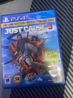 Just Cause 3 Para Ps4