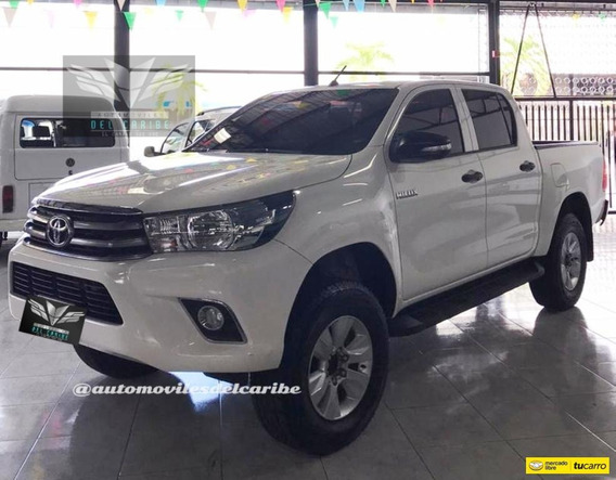 Toyota Hilux Doble Cabina 4x2