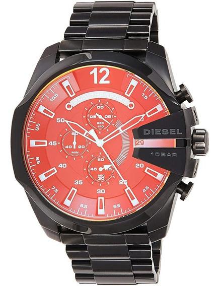 Relógio Diesel Dz4318 Com 2 Anos De Garantia!!