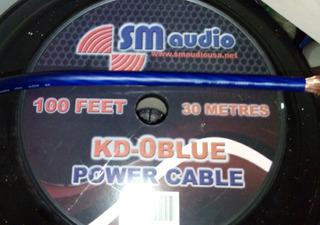 Cable 0 Para Sonido Marca Sm Audio Oferta