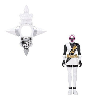 Power Rangers Ninja Steel Fig C/armadura Int 43580 Original