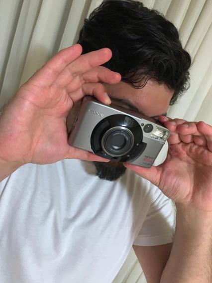 Câmera Fotográfica Canon Sure Shot 105 Zoom