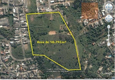 Terreno De 12.5 Mil M² À Venda, Jardim Maria Cecília, Ferraz De Vasconcelos. - Codigo: Te0049 - Te0049