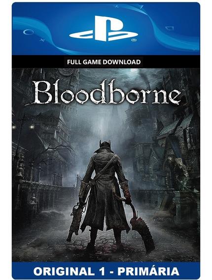 Bloodborne - Ps4 - Digital 1