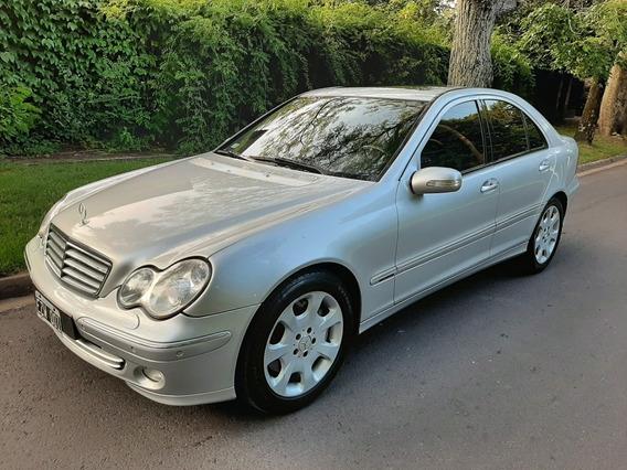 Mercedes-benz Clase C 3.2 C320 Cdi Elegance At 2005
