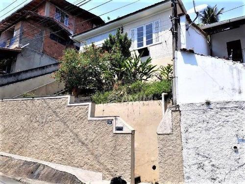 Casa À Venda, 176 M² Por R$ 260.000,00 - Santa Rosa - Niterói/rj - Ca0744