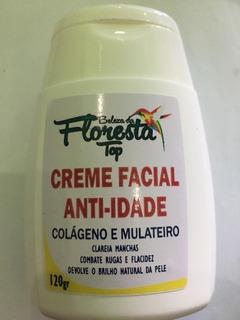 Creme Facial Clareador Mulateiro
