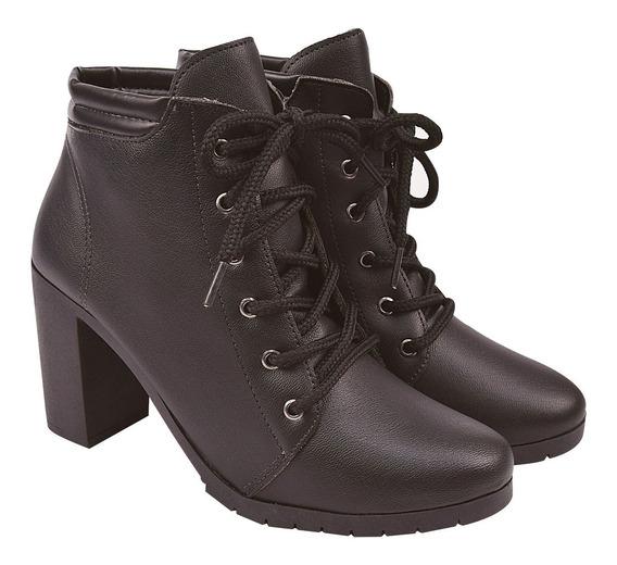 Bota Coturno Sapato Feminino Chiquiteira Chiqui/4060