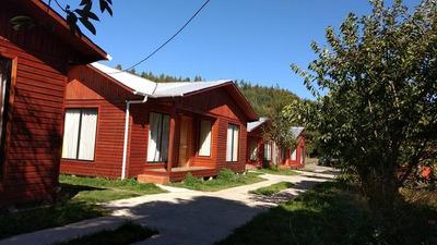 Cabañas En Contulmo, A 4,5 Km Del Lago Lanalhue