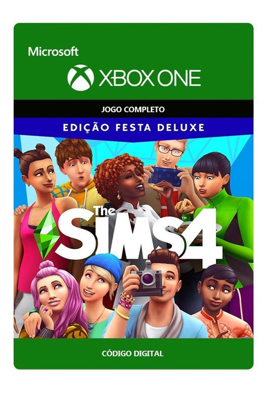 The Sims 4 Xbox One - Código De 25 Dígitos (s/ Juros)