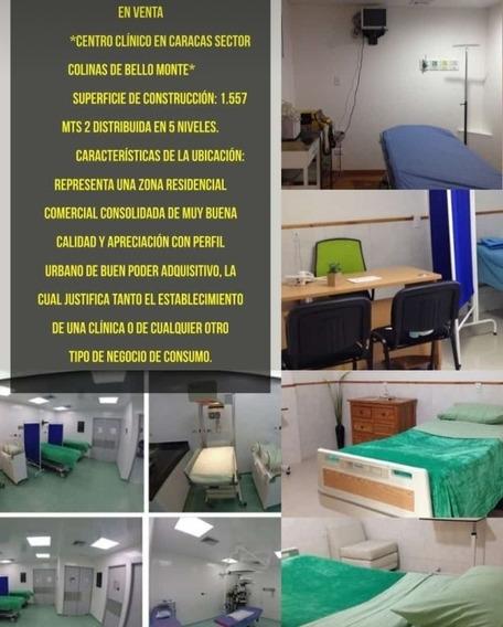 Centro Clínico En Caracas Sector Colinas De Bello Monte