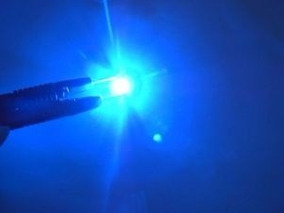 Kit 10x Super Led Chip 1w 3v Azul