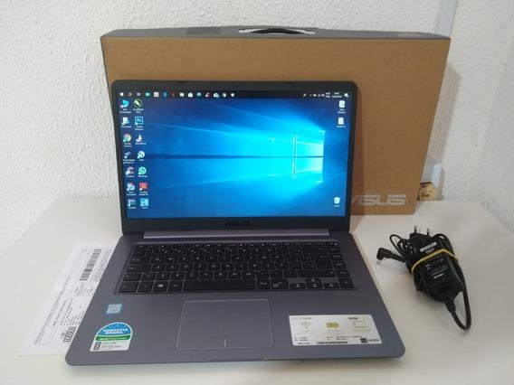 Notebook Asus I5 - Semi-novo Na Caixa