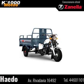 Zanella Z Max 200 Utilitario Carga Economico