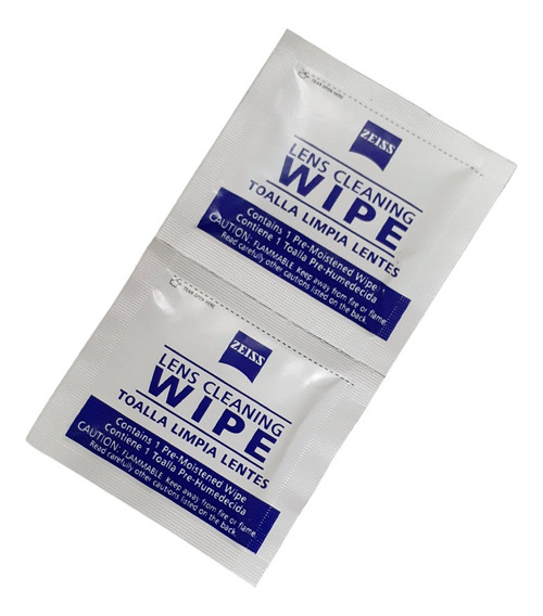 Zeiss Lens Wipes Para Luneta, Red Dot, Mira Holográfica 10un