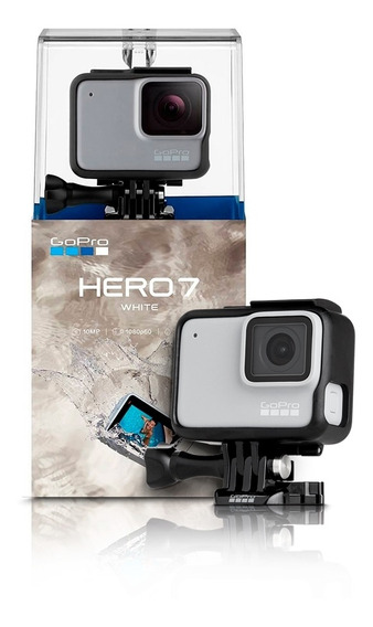 Camera Digital Gopro Hero 7 White Hd 10mp Chdhb-601 Go Pro
