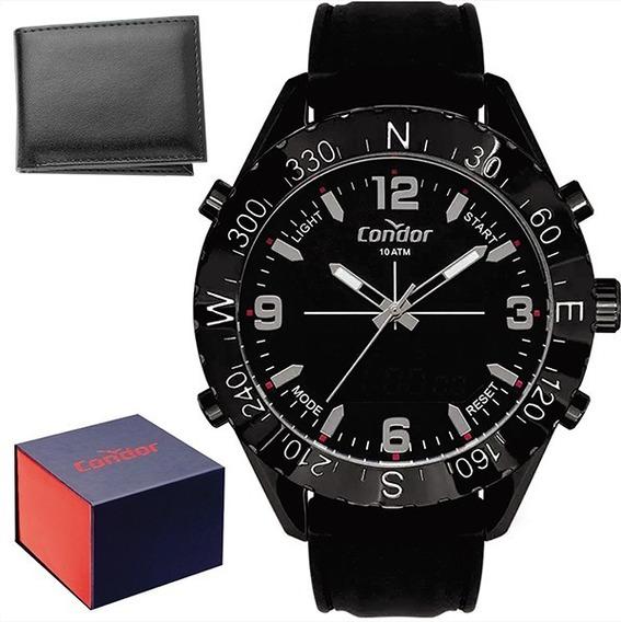 Relógio Condor Masculino Original Garantia Nf Cobj3689aa/2p