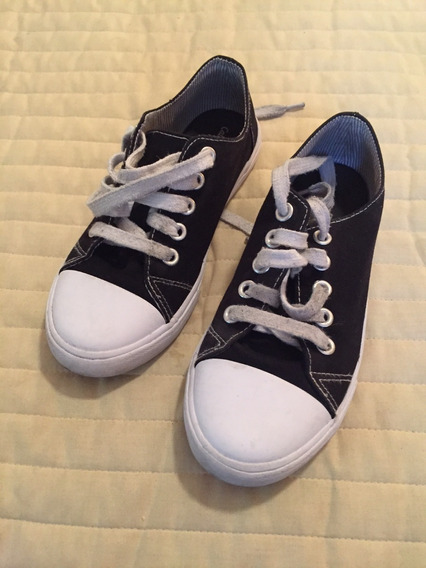 Zapatillas Tipo All Star Para Niños