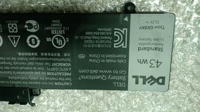 Bateria Original Dell Inspiron 13 7348