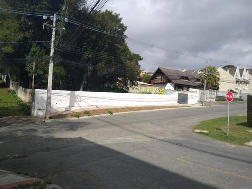 Área A Venda No Bairro Santa Cândida Em Curitiba - Pr.  - 217-1