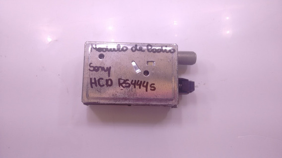 Modulo De Radio Som Sony Hcd Rs444s