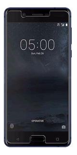Vidrio Templado Mica Nokia 3.1 5.1 6.1 Plus Instalado