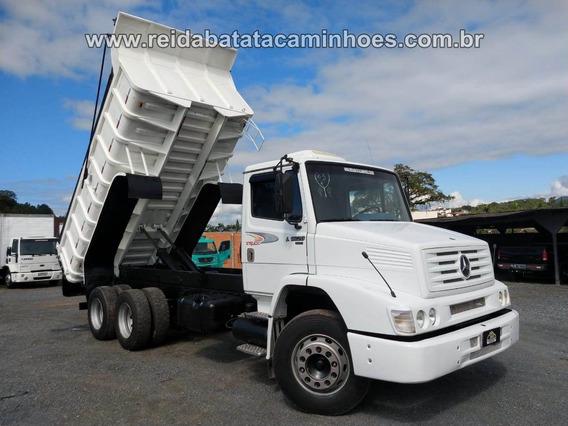 Mercedes-benz Mb L 1620 Truck Caçamba Basculante Revisado