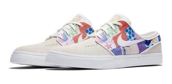 Tênis Nike Sb Zoom Stefan Janoski Thomas Campbell