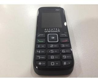 Celular Alcatel Ot 1041 Dual Chip Vga Mp3 Fm Com Defeito