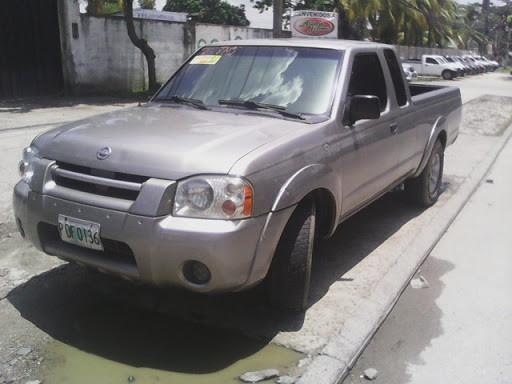 Nissan Frontier 2002 ,