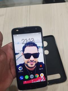 Celular Moto Z2 Play 64gb Top De Linha