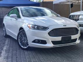 Ford Fusion 2.5 Se Luxury Plus L4 Qc Nave Mt