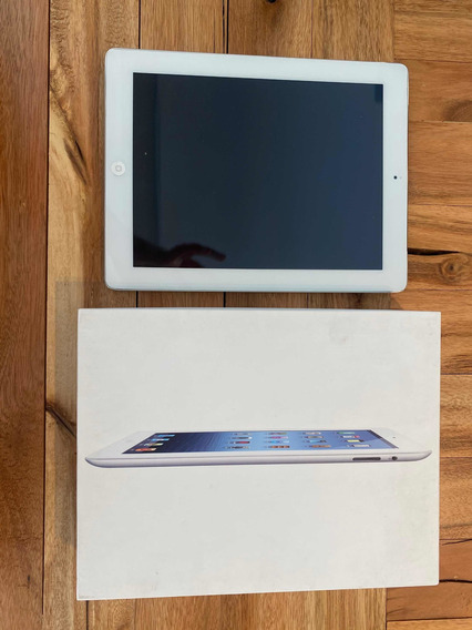 iPad Wi-fi Celular 32gb Branco A1430 - Apple