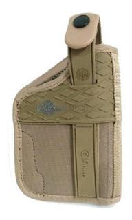 Coldre Modular Cia Militar Para Pistola Cm2009 Tan