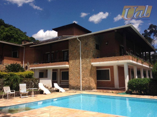 Chácara Com 9 Dormitórios À Venda, 6000 M² Por R$ 2.900.000,00 - Beiral Das Pedras - Atibaia/sp - Ch0134