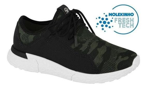 Tênis Infantil Molekinho Fresh Tech 2831.106