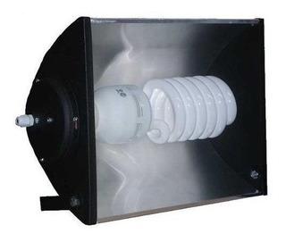 Proyector Reflector Portalamp E40 Goliath- Sin Lamp-aluminio
