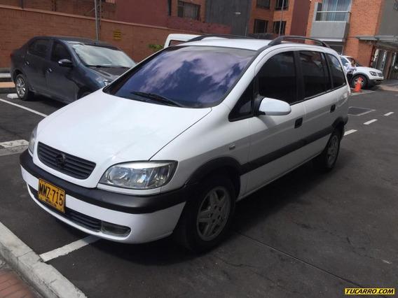 Chevrolet Zafira Mt 2000cc Sa