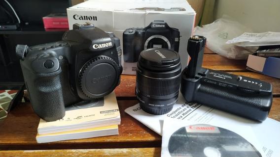 Máquina Fotográfica Digital - Canon Eos 50d