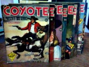 O Coyote, Números 101 A 110 (10 Exemplares)