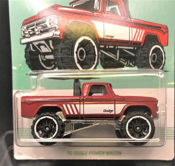 Hot Wheels ´70 Dodge Power Wagon Pickup Walmart