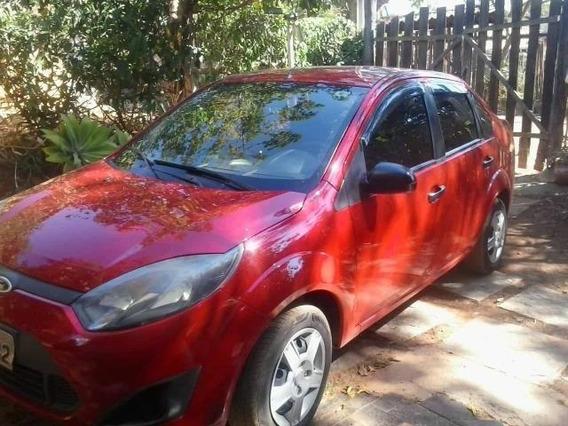 Ford Fiesta Sedan 1.0 8v Flex 2012