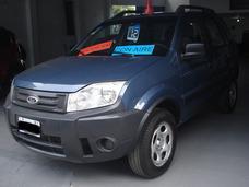 Ford Ecosport 1.6 2012 Xl Plus Mp3 4x2 105000 Km Azul