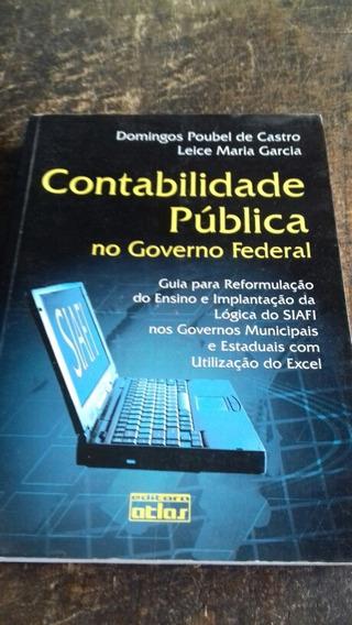 Contabilidade Pública No Governo Federal