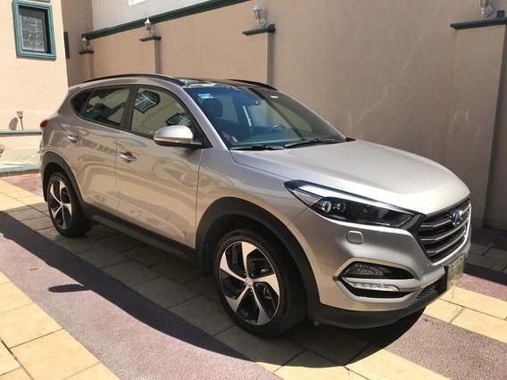 Hyundai Tucson Limited Impecable