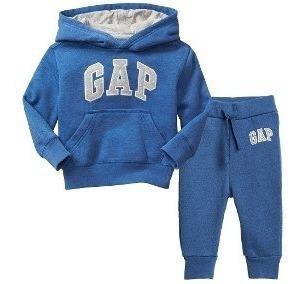 Conjunto Moletom Gap Infantil Original Menino